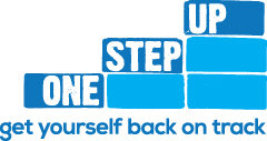 one step up logo